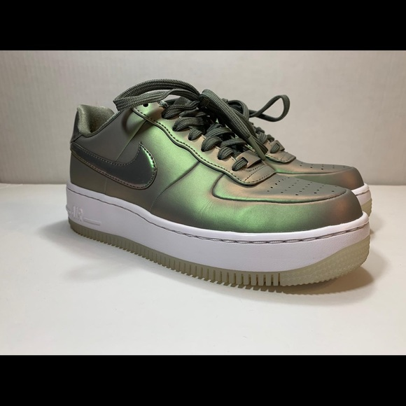 Air Force 1 Upstep Low Shine (W)